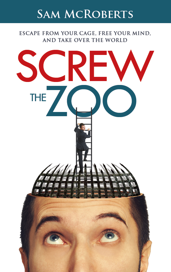 Screw the Zoo Cover Large